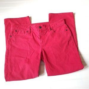 Talbots Signature Flare Crop Pants Size 6
